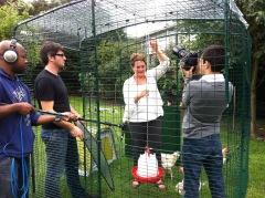 Filming for Omlet