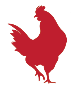 Hen logo good