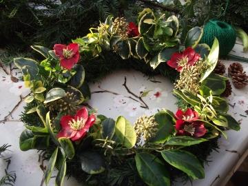 Pat's Wreath