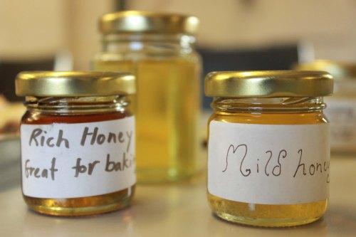 January Honey Tasting