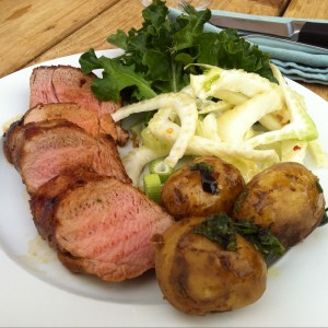Graig Farm Pork Fillet