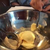 Tasting Ice Cream