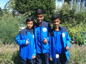 QPR South Mumbai Soccer Challenge winners at Hen Corner